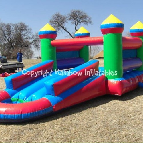 3-in1 Jumping Castle