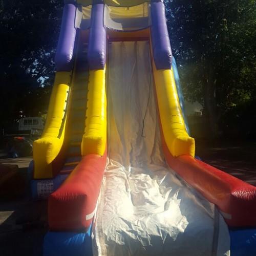 6m H Giant Slide