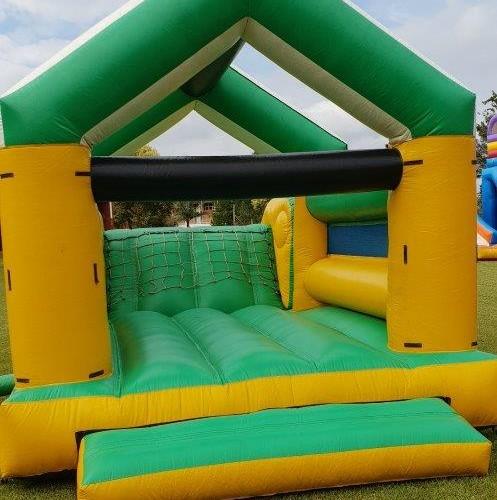 Ben 10 Jumping Castle